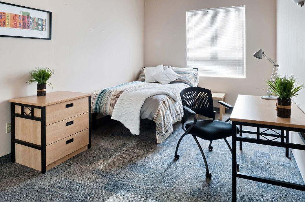 Student accommodation photo for Village Suites in SAMAC, Oshawa, ON