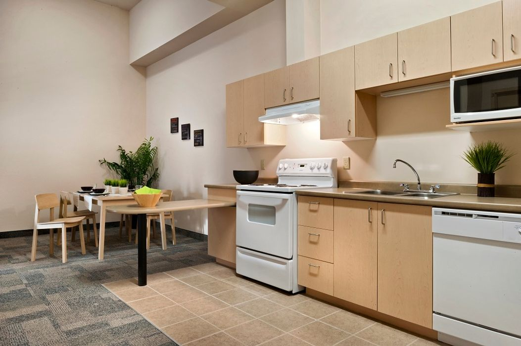 Student accommodation photo for Village Suites in SAMAC, Oshawa, ON