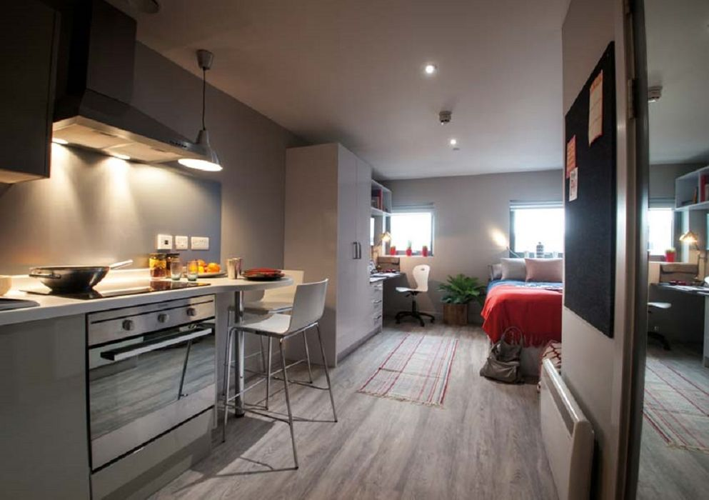 Student accommodation photo for Trippet Lane in Sheffield City Centre, Sheffield