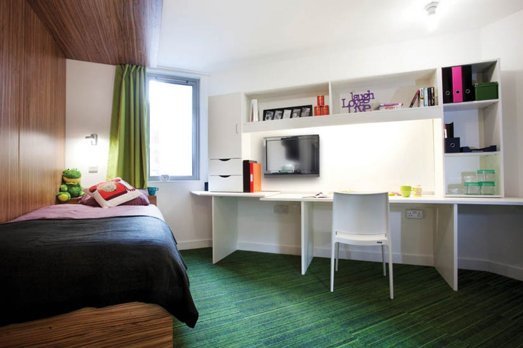 Student accommodation photo for The Curve - London Nest in Mile End & Bethnal Green, London
