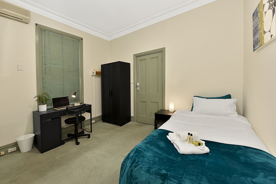 Student accommodation photo for 62 - 64 O'Connell Street in Melbourne City Centre, Melbourne