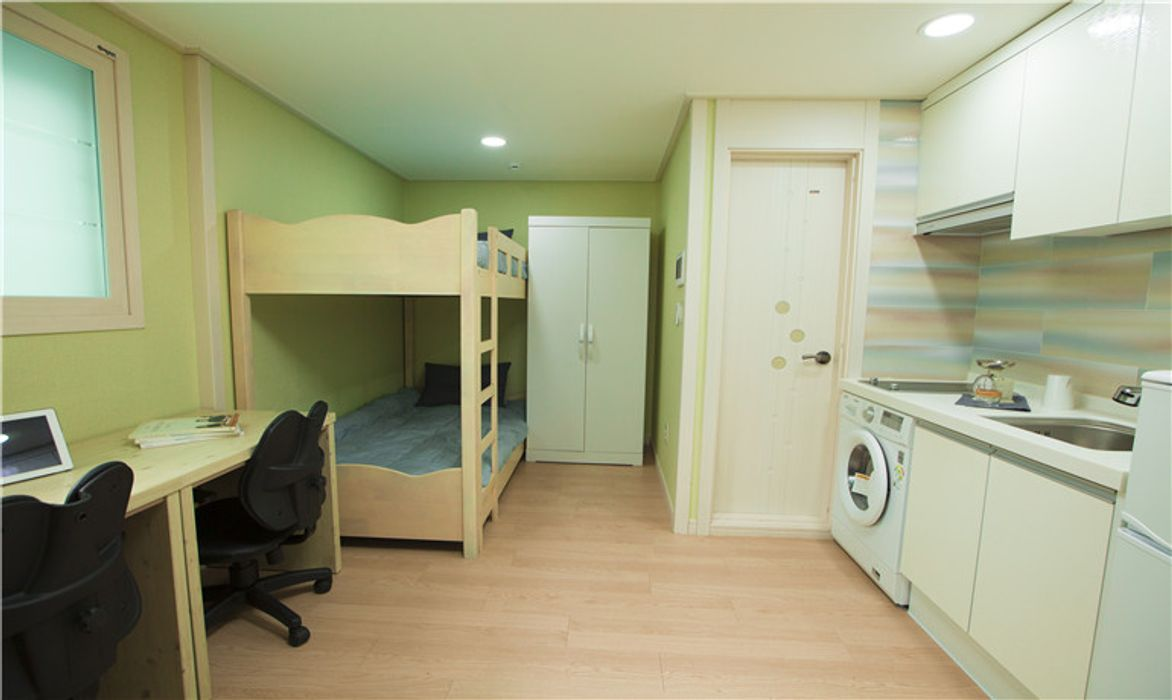 Student accommodation photo for Korea No.2 Residence in Seongbuk-gu, Seoul