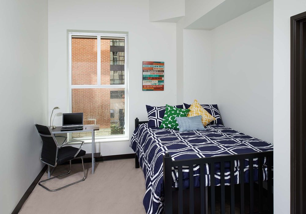 Student accommodation photo for Sterling ArborBLU in Downtown Ann Arbor, Ann Arbor