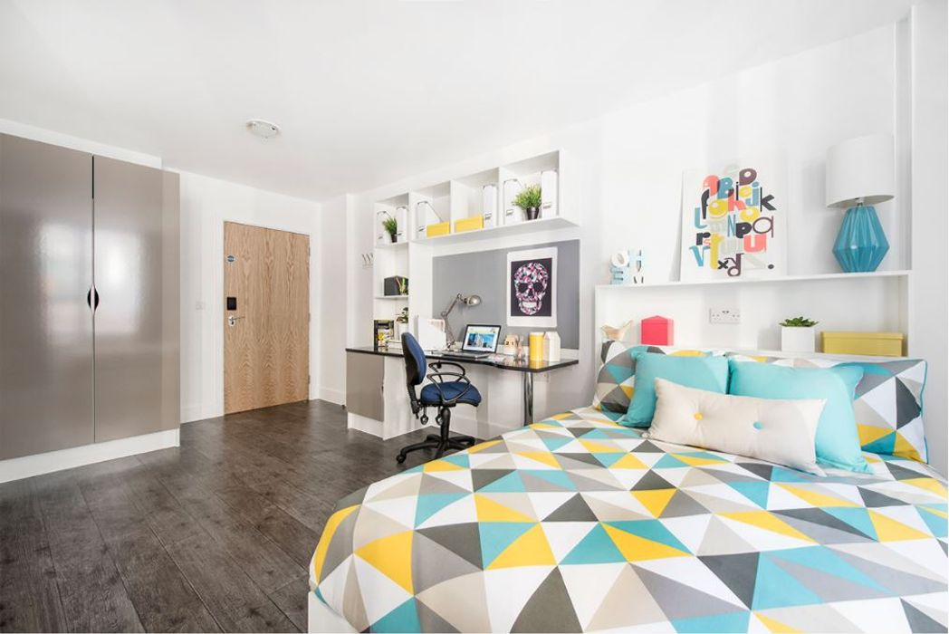 Student accommodation photo for Brae House in Holyrood, Edinburgh