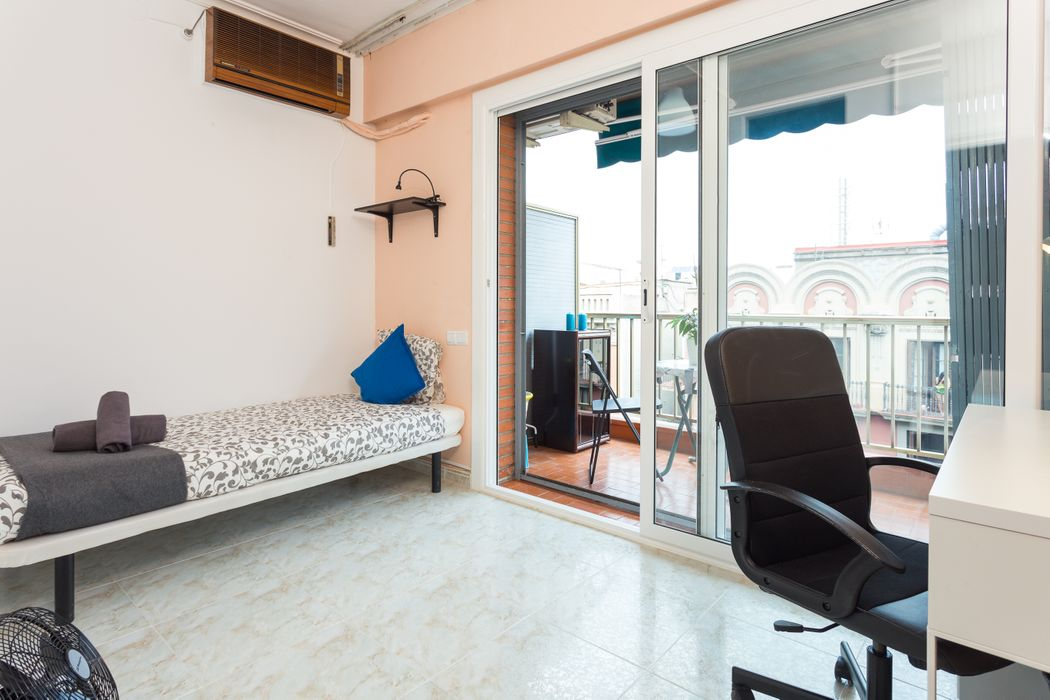 Student accommodation photo for Plaza Universidad Residence in Eixample & Gràcia, Barcelona