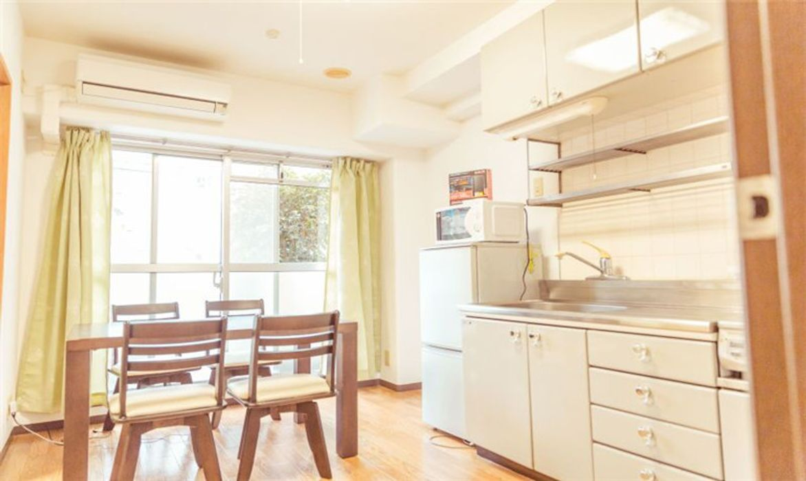 Student accommodation photo for Zhongye No.1 & 2 Student Apartment in Nakano, Tokyo