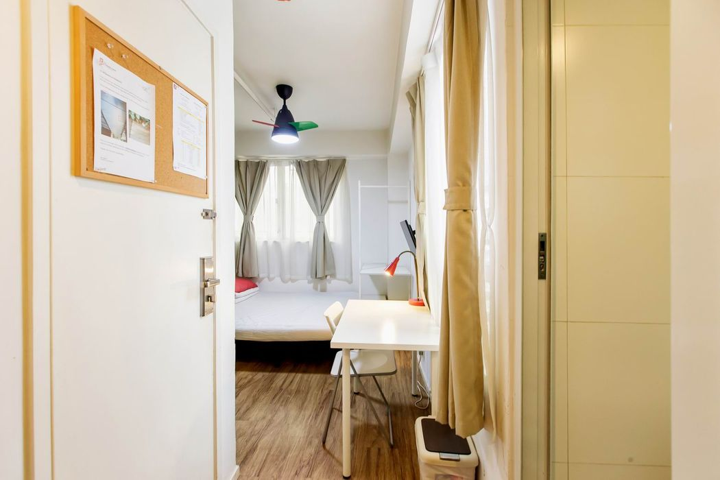 Student accommodation photo for YESinSPACE in Tai Kok Tsui, Hong Kong
