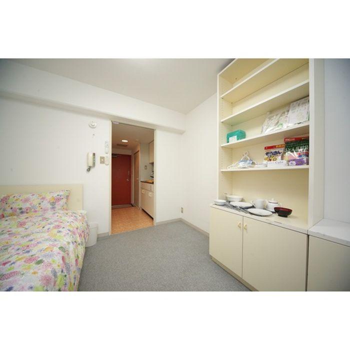 Student accommodation photo for Joshi Gakusei-Kaikan Kurarute Yoyogi Park in Shibuya, Tokyo
