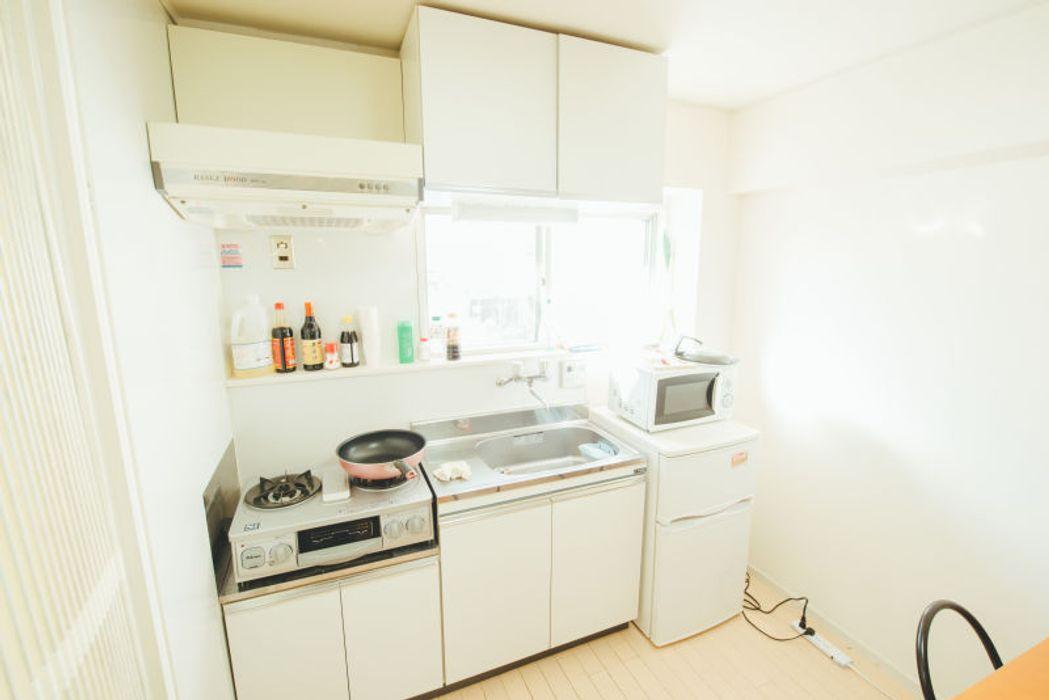Student accommodation photo for Xinsu No.6 Student Apartment in Shinjuku, Tokyo