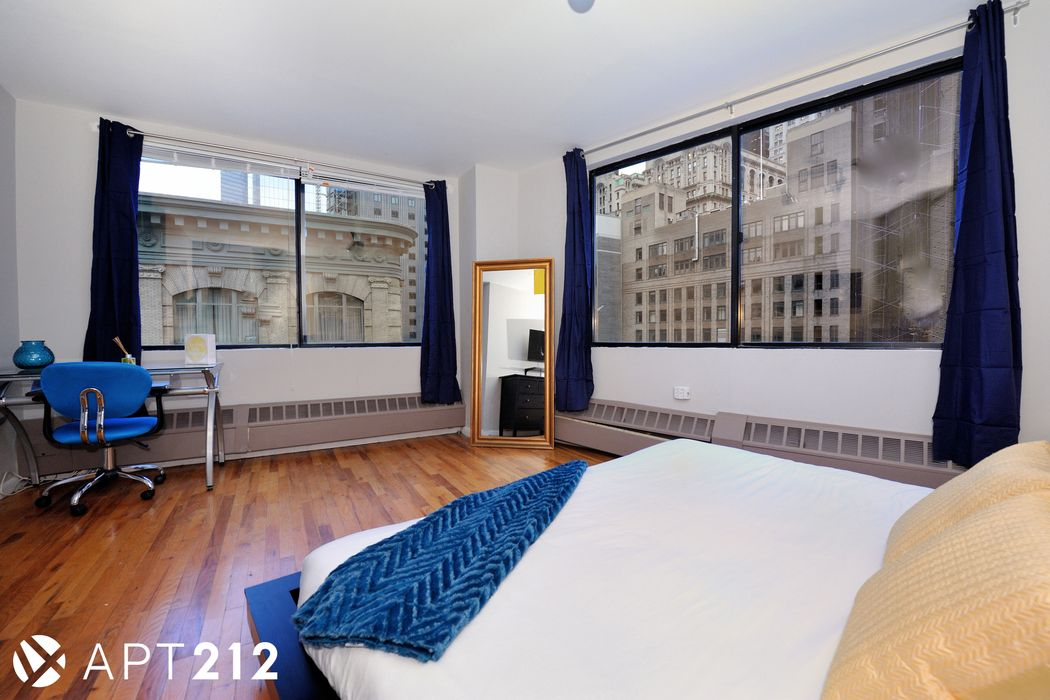 Student accommodation photo for 110 Greenwich Street in Lower Manhattan, New York