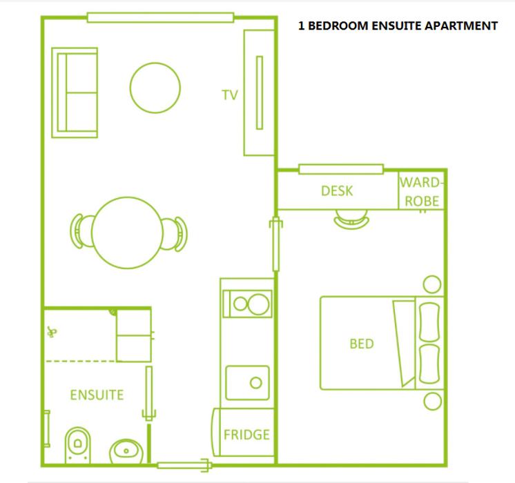 Student accommodation photo for urbanest Glebe in Inner West, Sydney