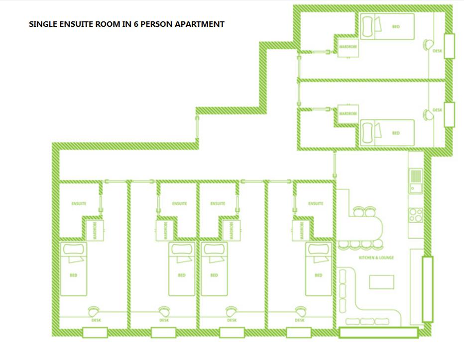 Student accommodation photo for urbanest Darlington in Inner West, Sydney