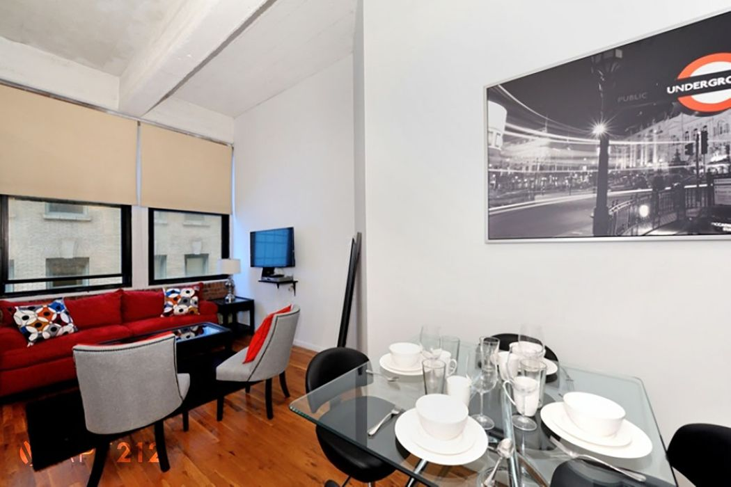 Student accommodation photo for Greenwich & Carlisle in Lower Manhattan, New York