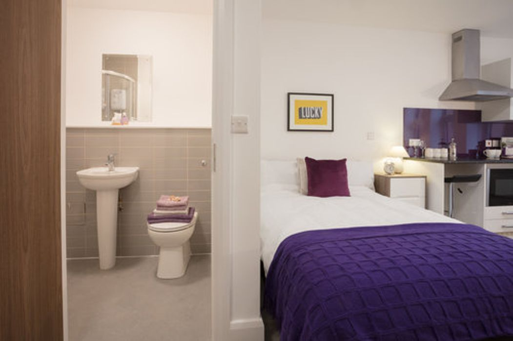 Student accommodation photo for Express Building in Nottingham City Centre, Nottingham