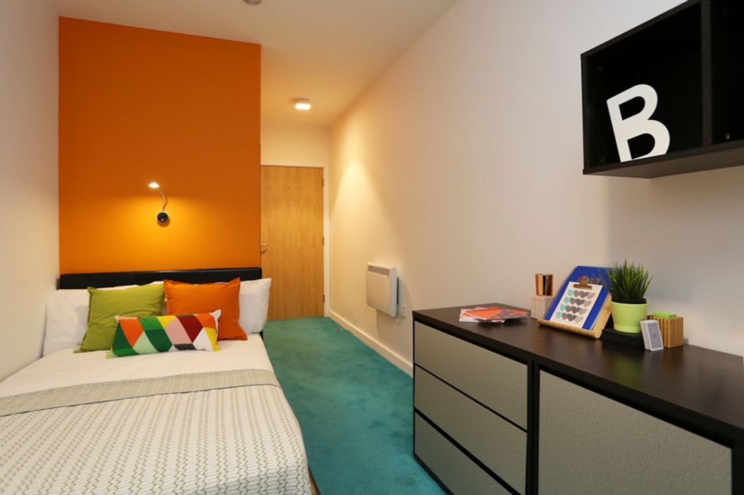 Student accommodation photo for The Paramount in Liverpool City Centre, Liverpool
