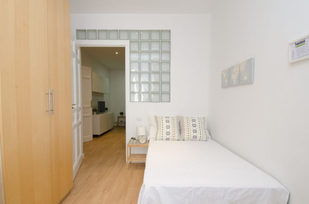Student accommodation photo for Bailén 49 in Centro, Madrid