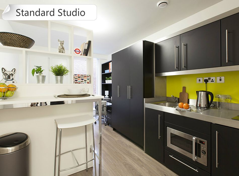 Student accommodation photo for iQ City in Clerkenwell, London