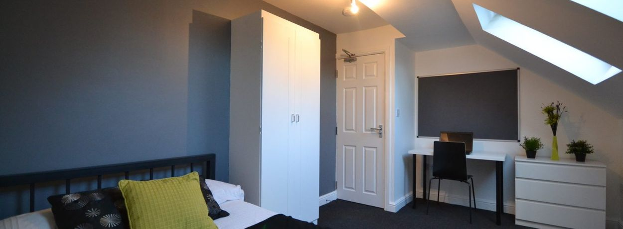 Student accommodation photo for Salisbury Street in Beeston, Nottingham
