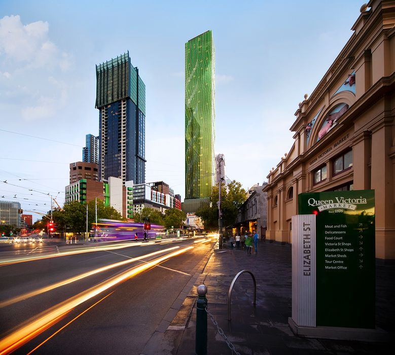 Student accommodation photo for Victoria One in Melbourne City Centre, Melbourne