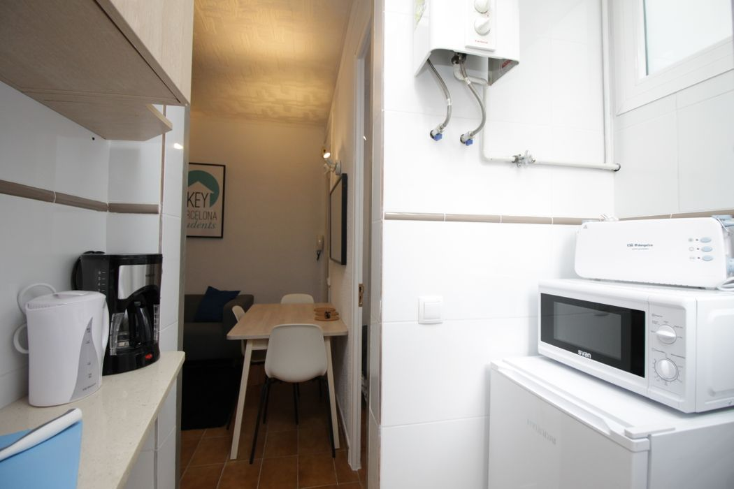 Student accommodation photo for Encants Residence in Eixample & Gràcia, Barcelona