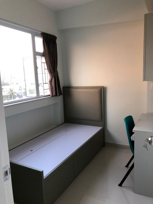 Student accommodation photo for Man Cheong Building 文昌樓 in Yau Ma Tei, Hong Kong