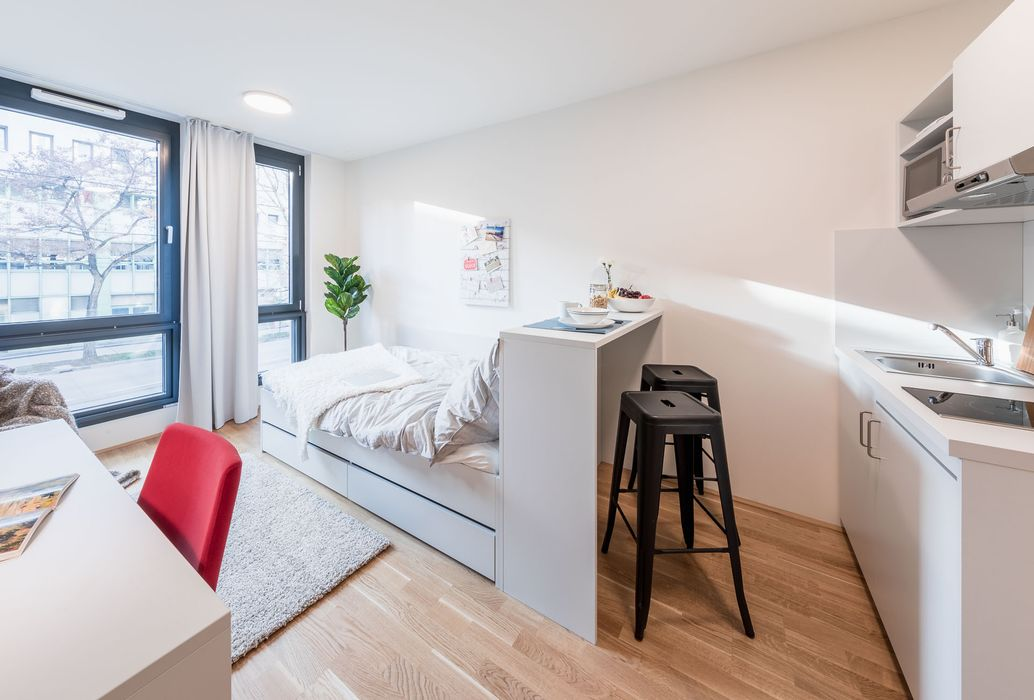 Student accommodation photo for THE FIZZ Vienna in Brigittenau, Vienna