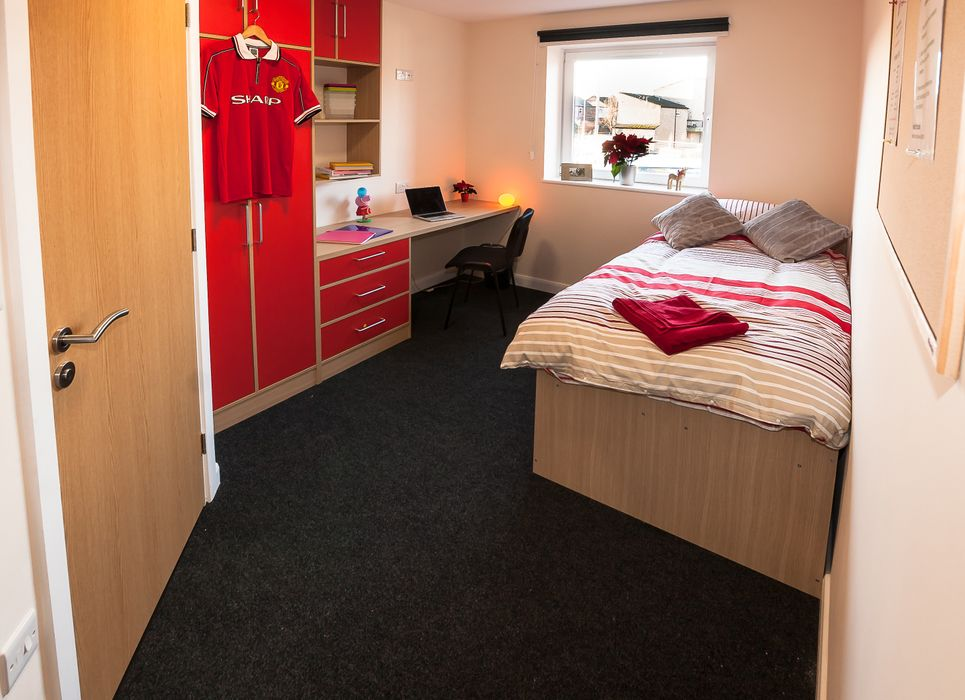 Student accommodation photo for Flewitt House in Beeston, Nottingham