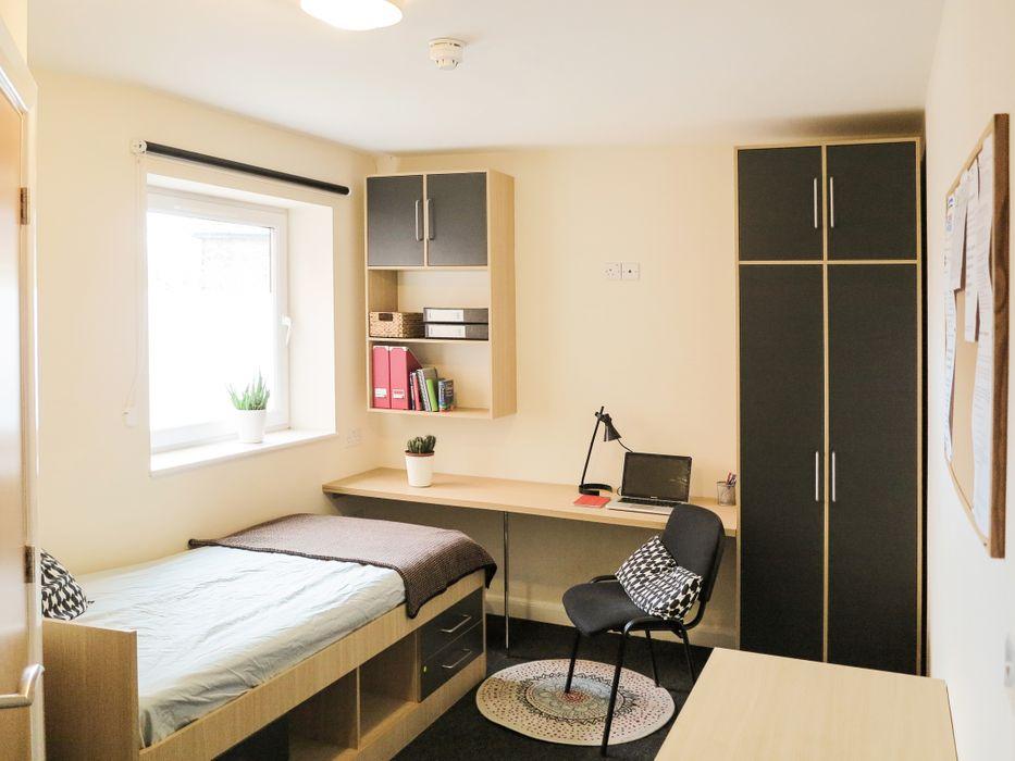 Student accommodation photo for Flewitt House in Beeston, Nottingham