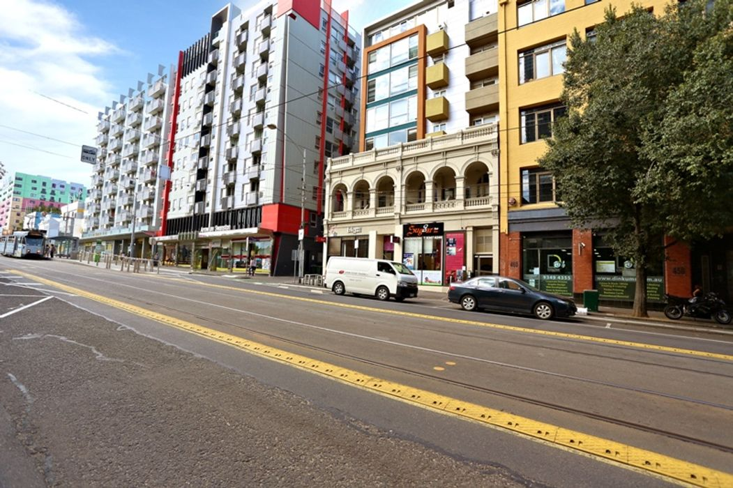 Student accommodation photo for Apartment 105/466 Swanston Street in Melbourne City Centre, Melbourne