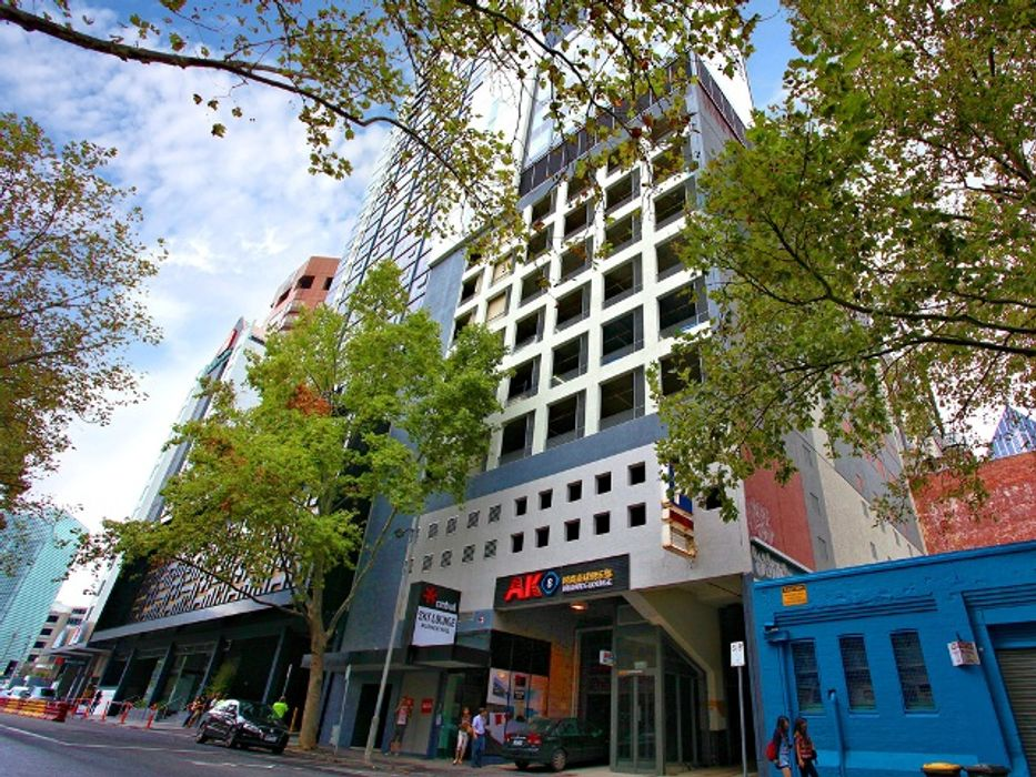 Student accommodation photo for Apartment 1201/43 Therry Street in Melbourne City Centre, Melbourne
