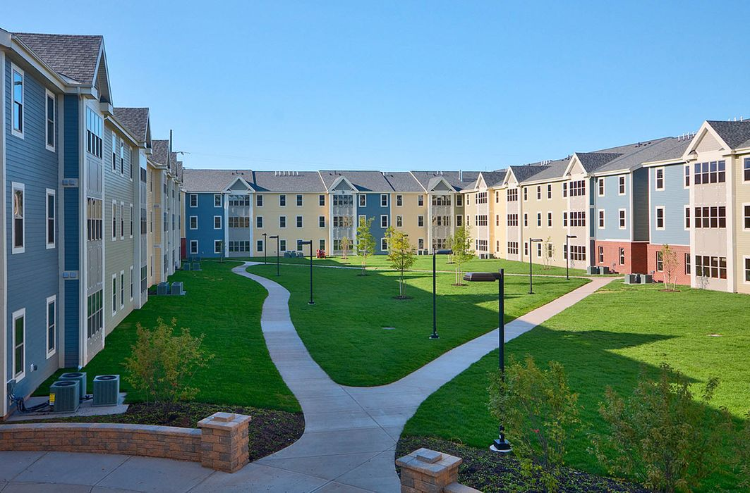 Student accommodation photo for College Suites - Brockport in West of Brockport, Brockport, NY