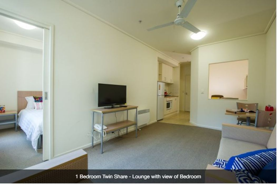 Student accommodation photo for UniLodge College Square on Swanston in Melbourne City Centre, Melbourne