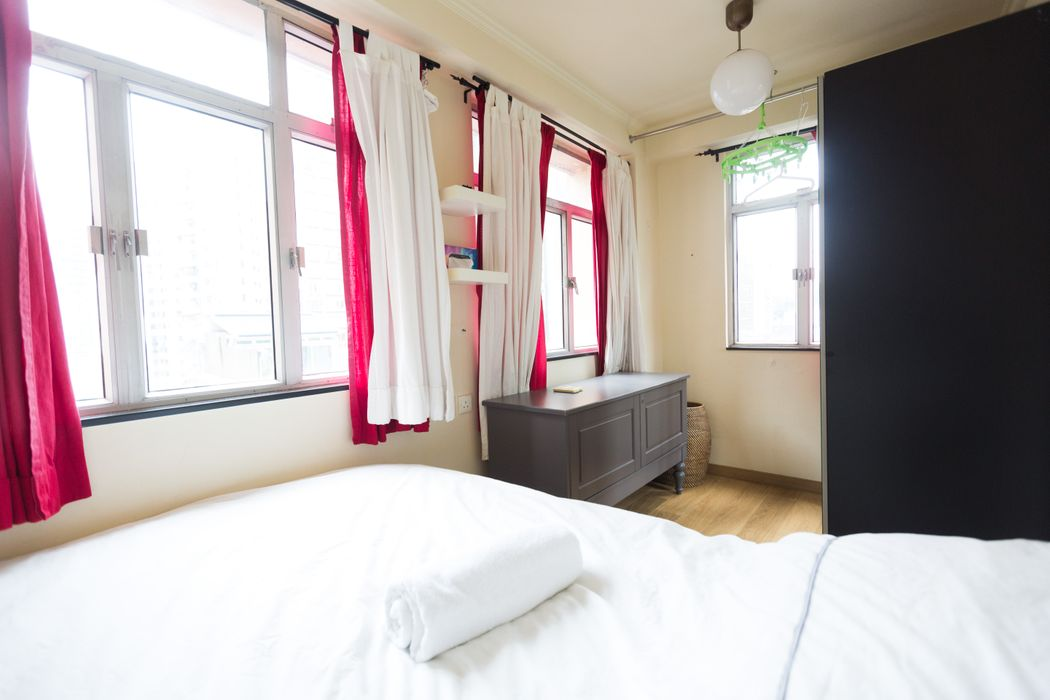Student accommodation photo for JUST 5 MIN FROM MTR! Sai ying pun cozy suite in Sai Ying Pun, Hong Kong