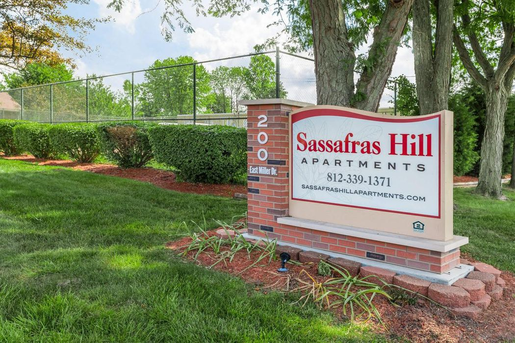 Student accommodation photo for Sassafras Hill Apartments in Downtown & University, Bloomington, IN