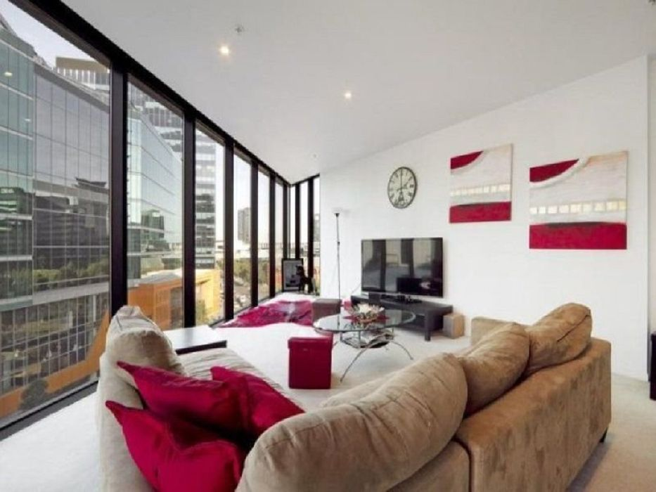 Waterfront Apartment, 608/8 Waterview Walk Dockland
