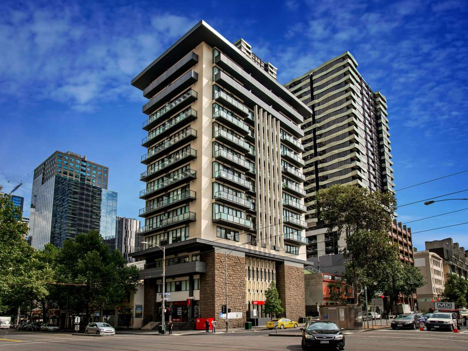 Student accommodation photo for Apartment 308/455 Elizabeth Street in Melbourne City Centre, Melbourne