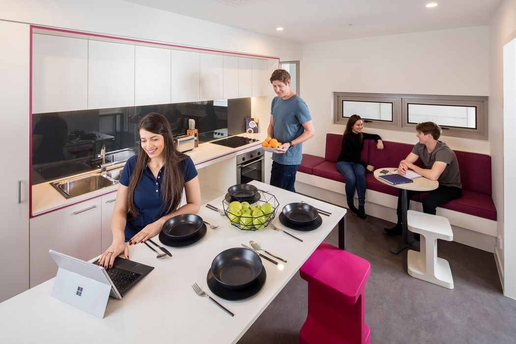 Student accommodation photo for Student One Wharf Street in Central Brisbane, Brisbane