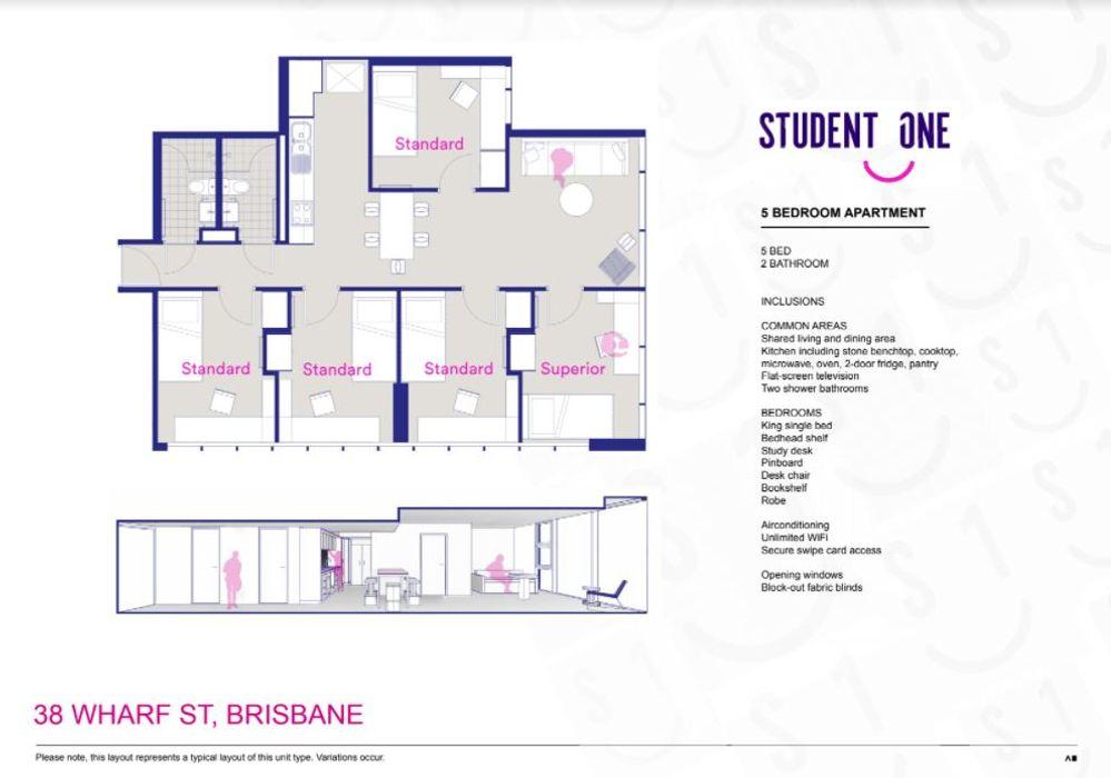 Student One Wharf Street
