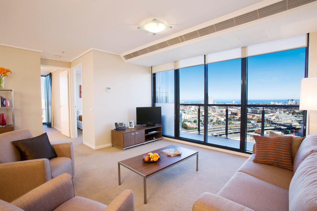 Student accommodation photo for Melbourne Short Stay Apartments – Southbank Collection in Melbourne City Centre, Melbourne