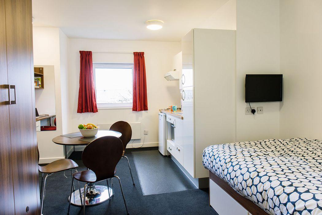 Student accommodation photo for Liberty Park Glasgow in Glasgow City Centre, Glasgow