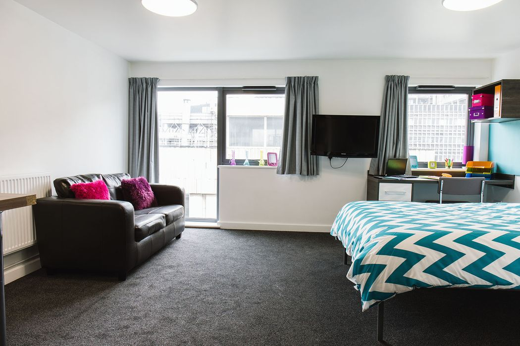 Student accommodation photo for Liberty Living Prospect Point in Liverpool University Area, Liverpool