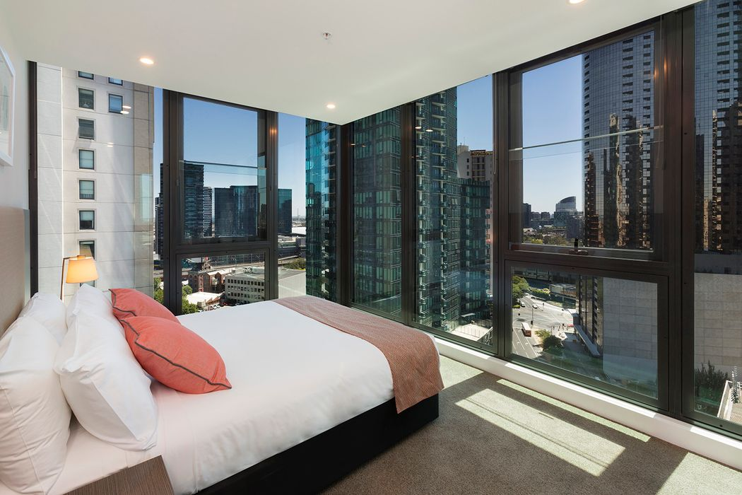 Student accommodation photo for Melbourne Short Stay Apartments – Power Street in Melbourne City Centre, Melbourne