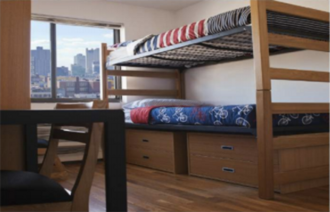 Student accommodation photo for East 3rd Street Residence in Lower Manhattan, New York