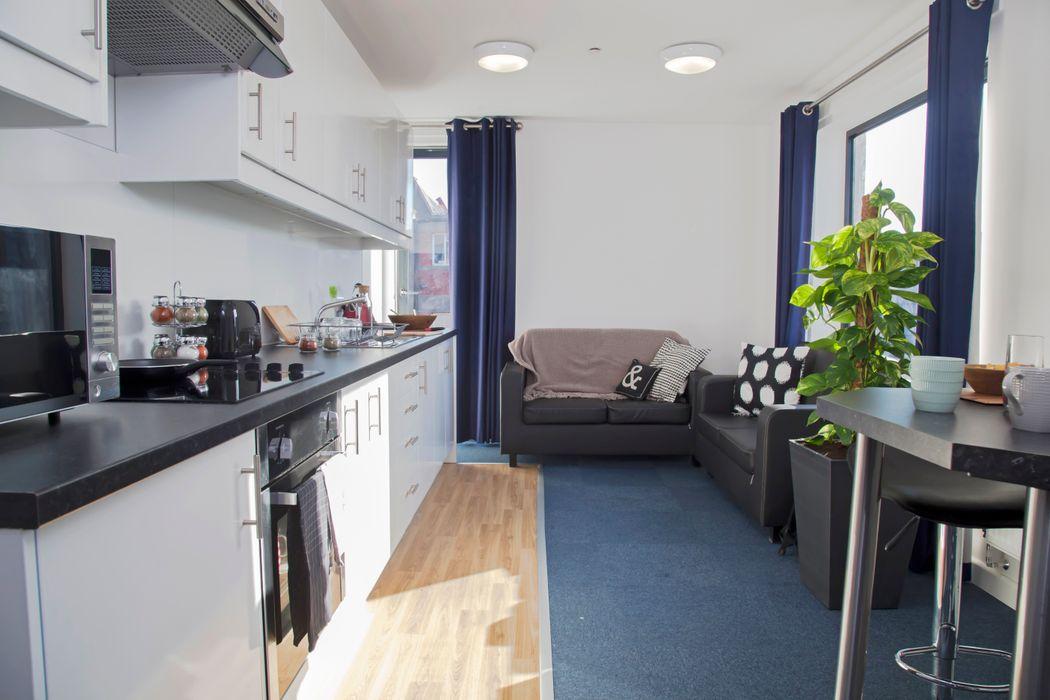Student accommodation photo for Nido Haymarket in Haymarket, Edinburgh