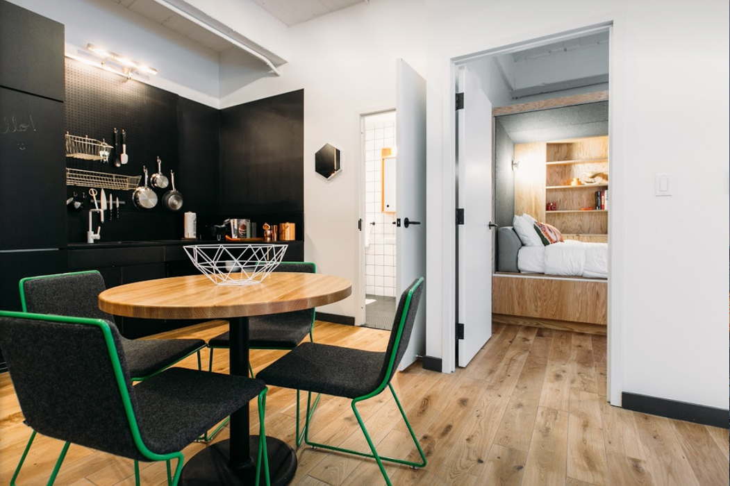 Student accommodation photo for WeLive NYC in Lower Manhattan, New York