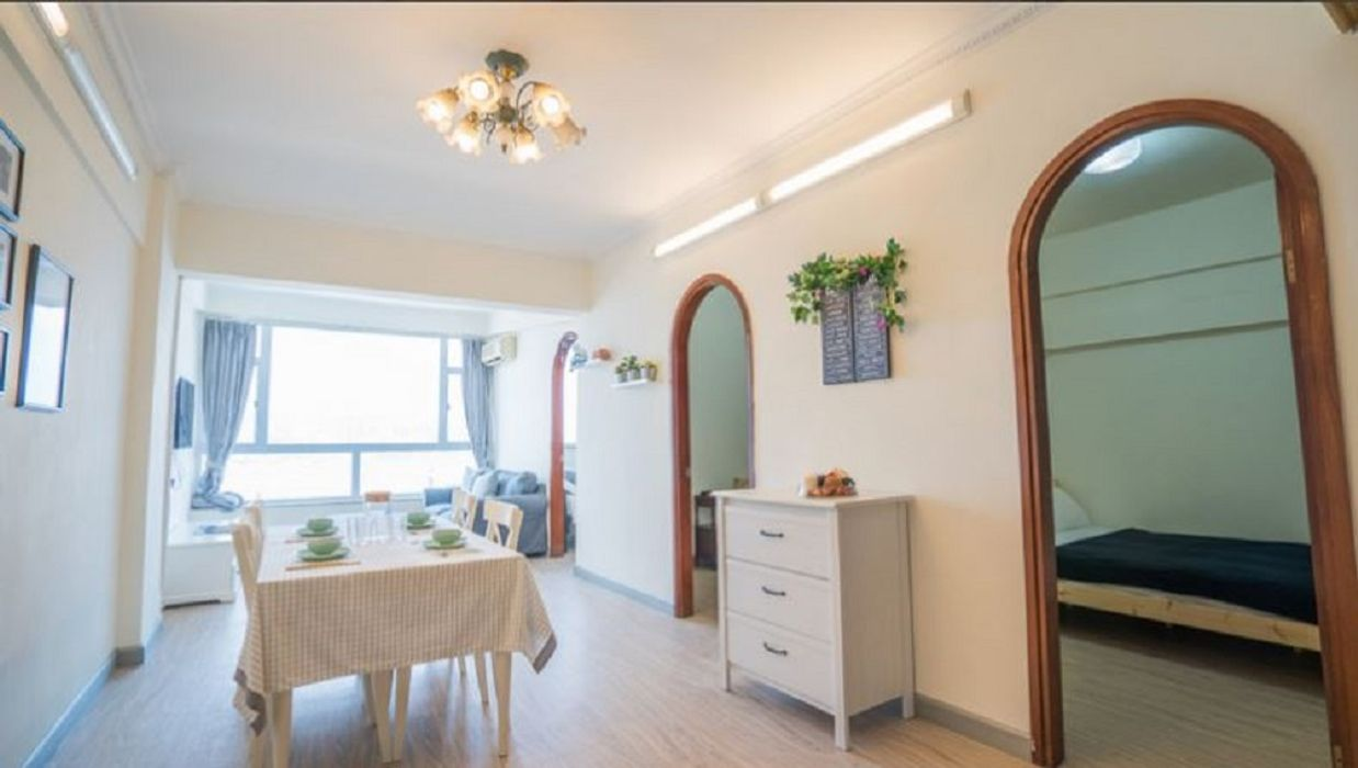 Hoi Kung Court 2-Bedroom Apartment @ Causeway Bay