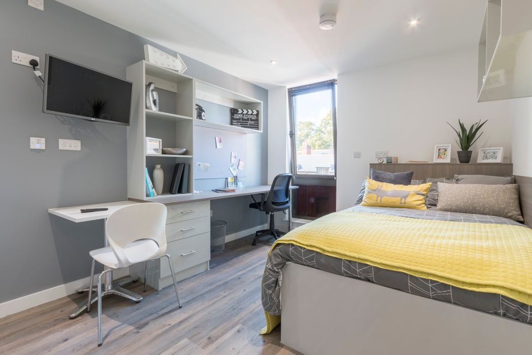 Student accommodation photo for Glendower House in Cardiff City & Waterfront, Cardiff