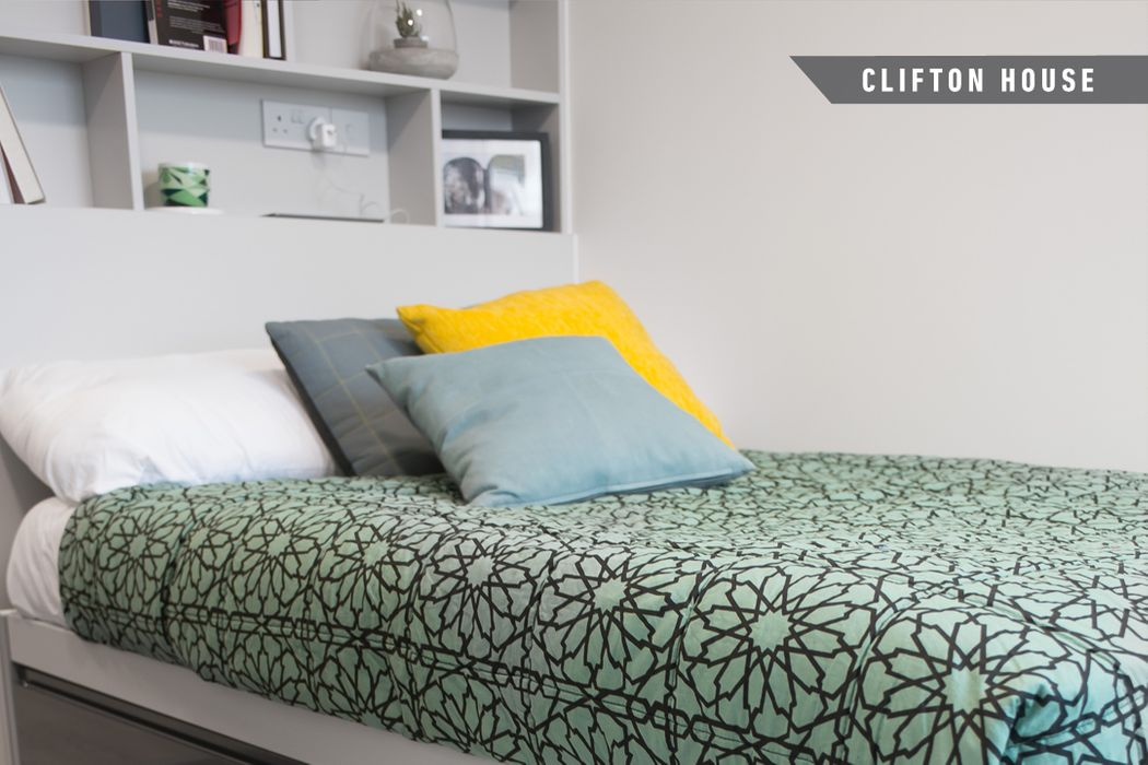 Student accommodation photo for Clifton House in Glasgow West End, Glasgow