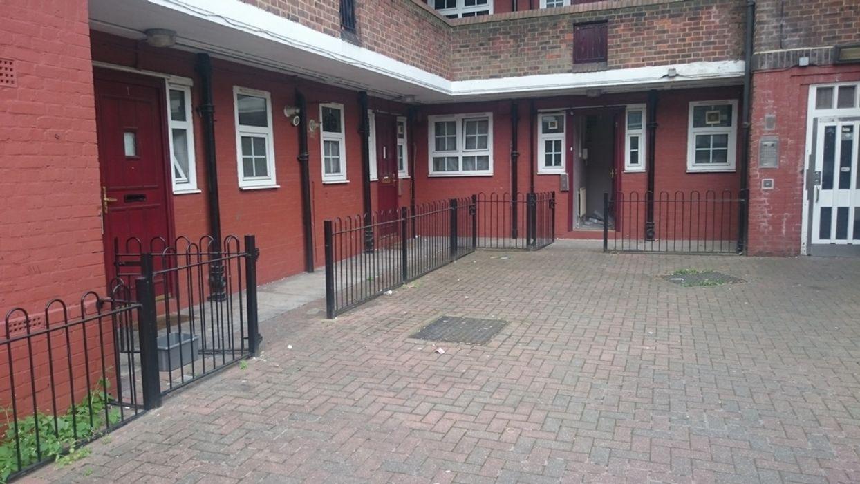 Hanbury House,Hanbury Street E1 5JD