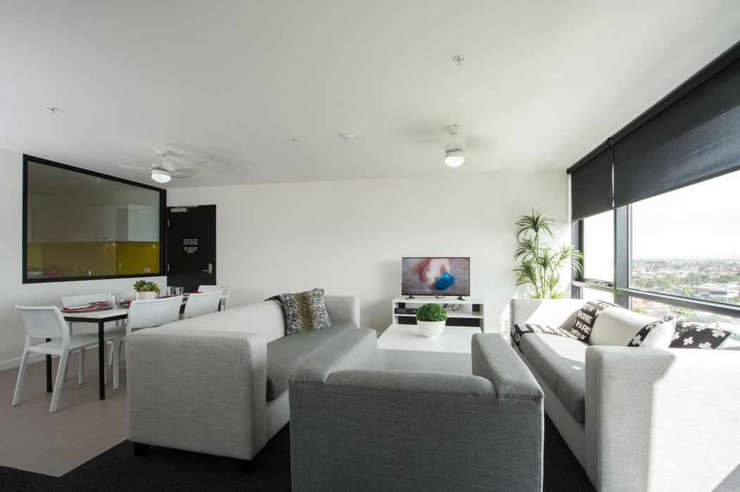Student accommodation photo for UniLodge @ VU in Footscray, Melbourne